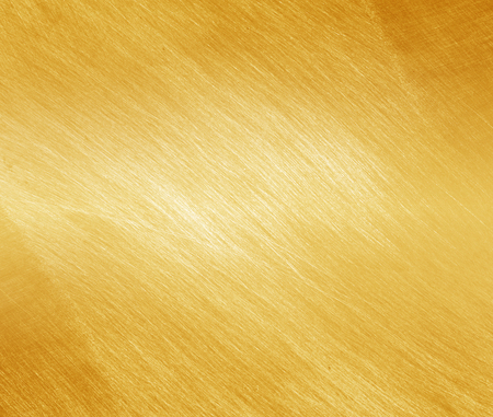 alloy: Gold metal stainless steel. Textured abstract background Stock Photo