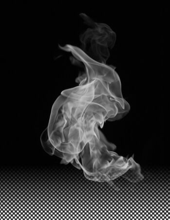 special effect: Fog or smoke isolated transparent special effect.