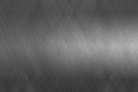 Stainless steel texture black silver textured pattern background.