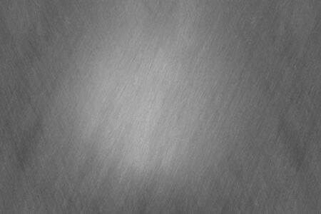 Stainless steel texture black silver textured pattern background. Stock Photo - 81305425