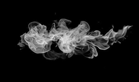 Nebbia astratta o fumo isolato effetto speciale speciale Archivio Fotografico - 81810059