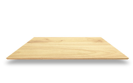 floorboards: Wooden flooring isolated on the white background.