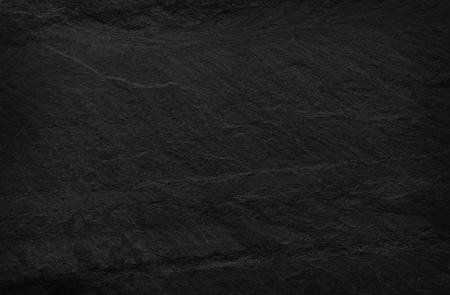Dunkelgrau schwarzer Schiefer Hintergrund oder Textur.