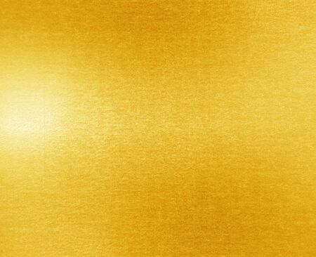 steel plate: Gold background or texture and gradients shadow
