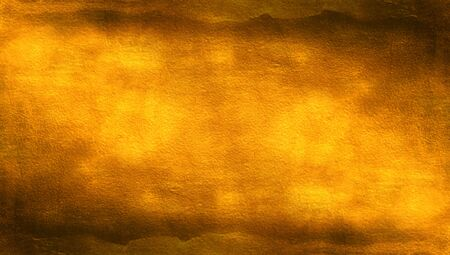 steel industry: Shiny yellow leaf gold foil texture background