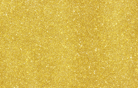 Shiny hot yellow gold foil golden color glitter decorative texture paper