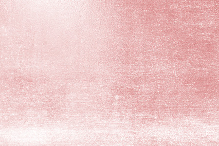 Rose Gold foil texture abstract red background Banco de Imagens
