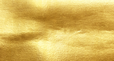 Metal Gold Background Shiny yellow leaf gold texture background 写真素材 - 100629055