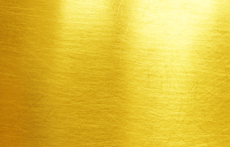 Metal Gold Background Shiny yellow leaf gold texture background