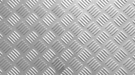 Silver Metal background texture Anodized aluminum Sheet Reklamní fotografie
