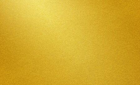 Fondo brillante di struttura della stagnola di oro della foglia gialla