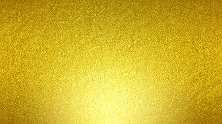 Golden paper texture background High resolution of photos