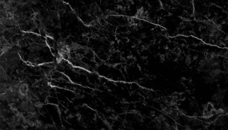 Black marble pattern texture for background texture Imagens - 127773435