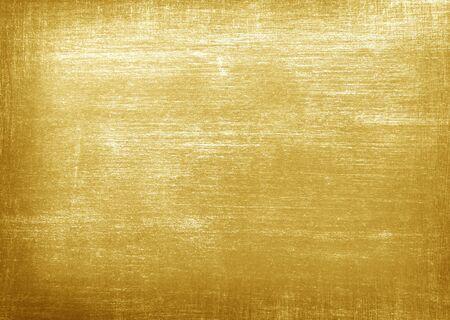 mur or arrière plan or résumé jaune