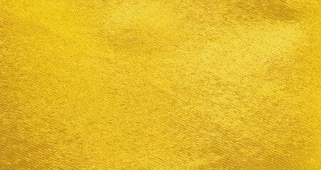 gold fabric silk texture for background Banque d'images - 129858890