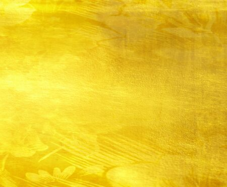 paper gold background golden abstract yellow
