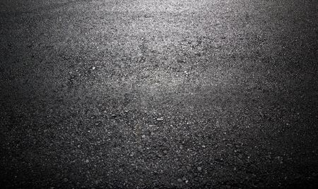 nouveau fond de surface asphaltée de surface de route pavée