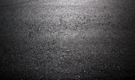 nuovo fondo asfaltato della superficie stradale asfaltata