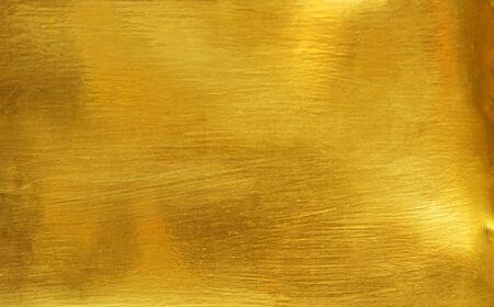 Golden wall background Luxury mosaic gold glitter design 免版税图像