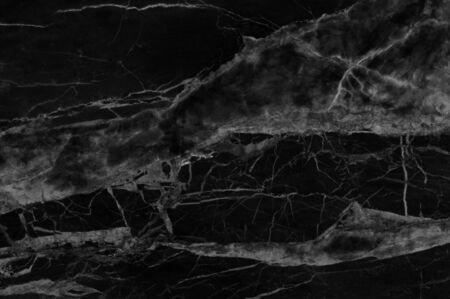 Black  Marble Abstract Background Interior Design Dark Color
