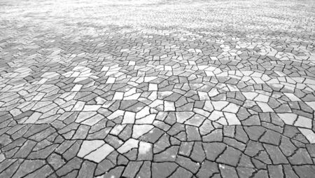 Paving stones texture walkway weathered outdoor surfaces.