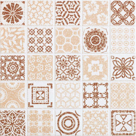 Ceramic Floor and Wall Tile background building construction