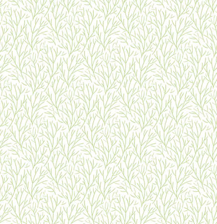 Wild grasses floral seamless pattern, texture, on white background. Hand drawn vector illustration. Romantic botanical style design. Concept for textile, fashion print, wallpaper, packaging.