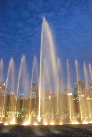Fountain7 Stock Photo