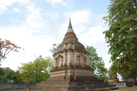Thai Ancient Remain Imagens