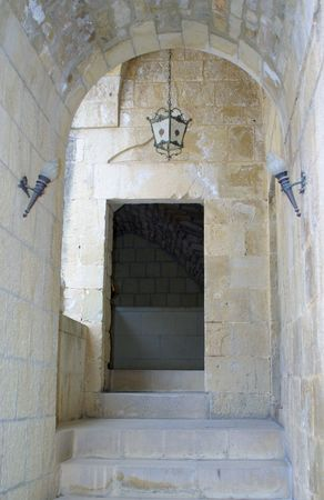 Stairs and entrance photo