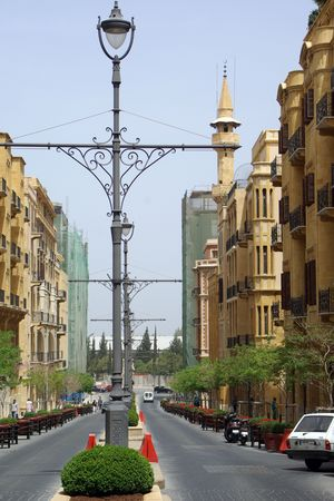 inhabits: Beirut Downtown