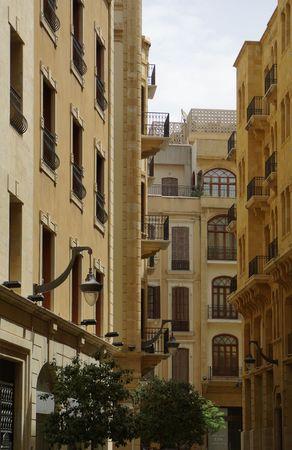 historically: Beirut Stock Photo
