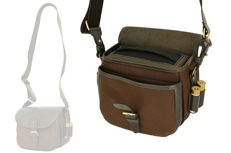Ammo cartridge pouch, isolated