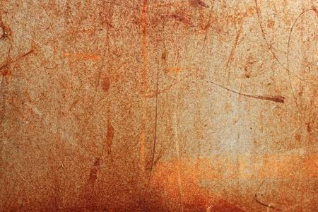 Papel tapiz de textura de fondo de hierro marrón oxidado  Foto de archivo
