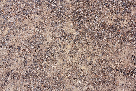 background of stone macadam of different colors  photo