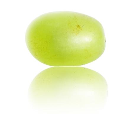 grape macro photo