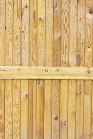 Close up of gray wooden fence panels Stock Photo - 9333397