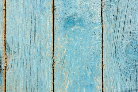 Close up of gray wooden fence panels  Stock Photo - 9333431