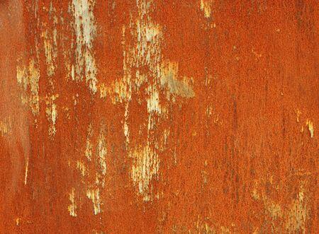 rusty steel sheet of metal Stock Photo - 9466822