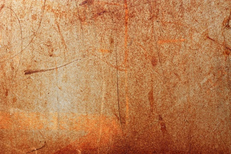 Rusted brown iron background texture wallpaper  Stock Photo
