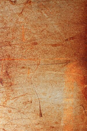 Rusted brown iron background texture wallpaper  photo