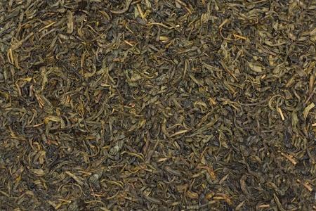nontraditional: green tea background Stock Photo