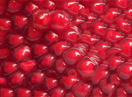 Pomegranate as a background photo
