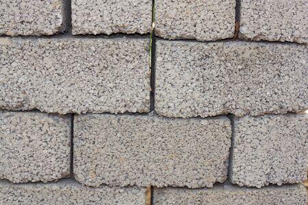 concrete block: Brick wall background