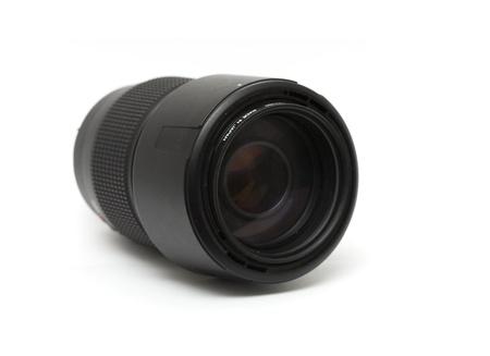 camera lens: Black camera lens
