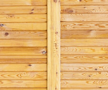 Close up of gray wooden fence panels  Stock Photo - 11499854