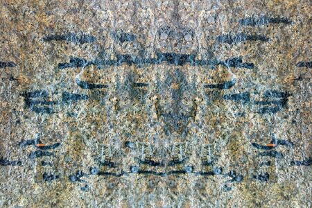 Close up granite marble surface patterned background  photo