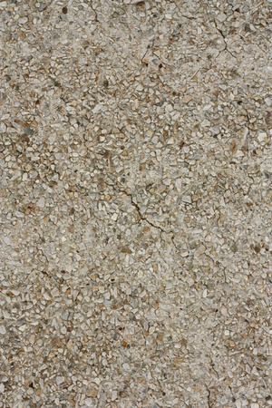 black granite: Abstract gravel background  Stock Photo