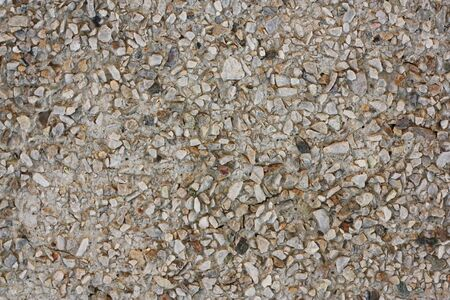 Small-sized gravel - can be used as background.  photo