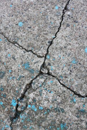 cracked wall background photo